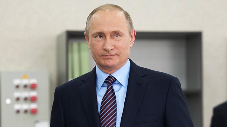 """""""Putin mantiene buenas relaciones con otros líderes pero los intereses de la nación están primero"""""""