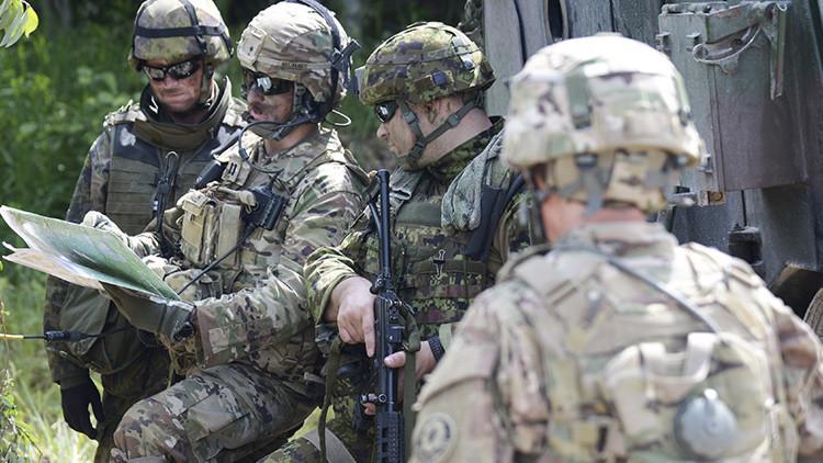 """""""La OTAN necesita un circo político sobre la 'amenaza rusa'"""""""