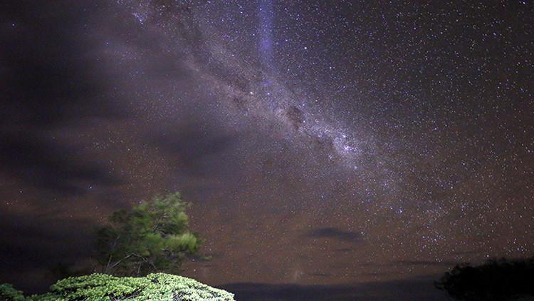 Hallan un enorme 'desierto' alrededor del centro de la Vía Láctea