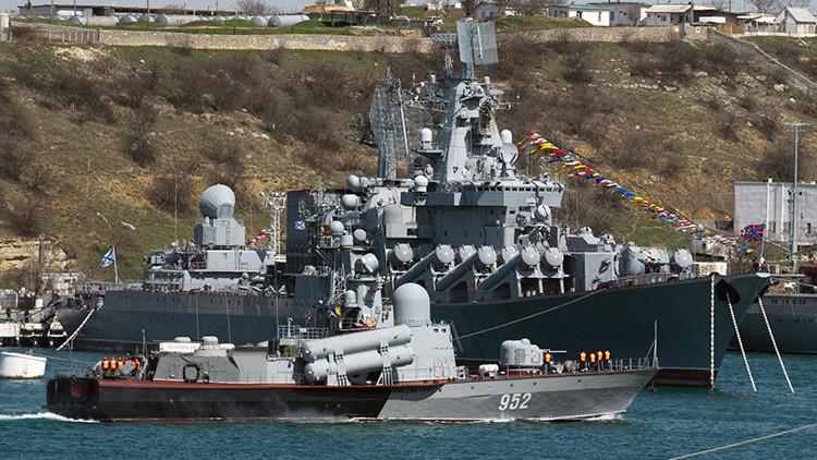 """""""Nos enfrentamos a una gran competencia"""": ¿podrá la Marina de EE.UU. encarar el poderío ruso?"""