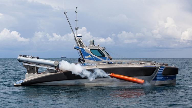 Videos: Israel atacará submarinos hostiles con lanchas no tripuladas