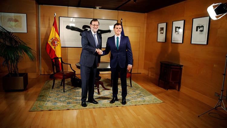 """Un """"primer paso"""" de acercamiento entre PP y Ciudadanos"""