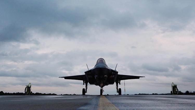 """Si ellos lo dicen...: """"El caza F-35A está listo para el combate"""""""