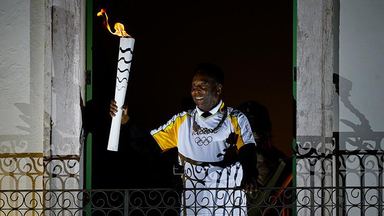 El misterio de Río 2016: ¿Pelé será el encargado de encender el pebetero olímpico?
