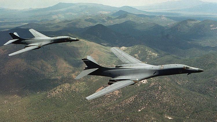 EE.UU. envía bombarderos al Pacífico para contener a China y Corea del Norte