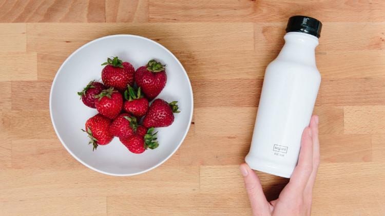 """""""Cómo dejé de comer comida"""": emprendedor estadounidense se alimenta de 'polvo mágico'"""