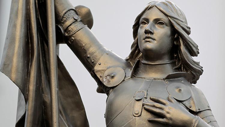 Diagnóstico: Revelan por qué Juana de Arco pudo oír voces misteriosas