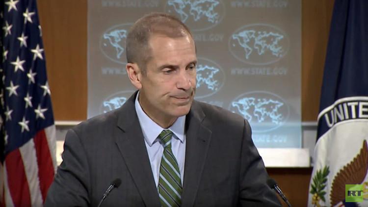 EE.UU. es incapaz de responder a la pregunta de RT sobre el responsable del ataque químico en Alepo