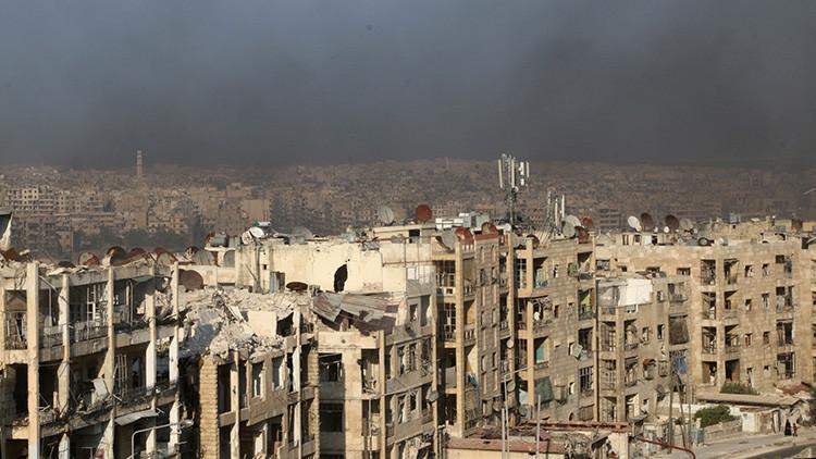 """Experto militar: """"El Ejército sirio puede reconquistar Alepo en seis semanas"""""""