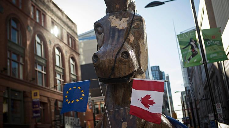 España tiene prisa por firmar el tratado de libre comercio de la UE con Canadá