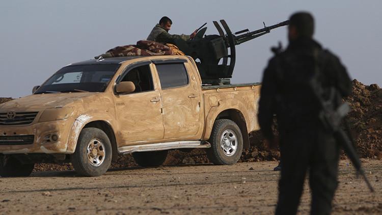 Yihadistas egipcios ejecutan a dos policías y amenazan a Israel en un video a lo Estado Islámico
