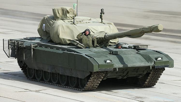 Rusia: Científicos confeccionan una 'capa invisible' para el moderno equipo militar ruso