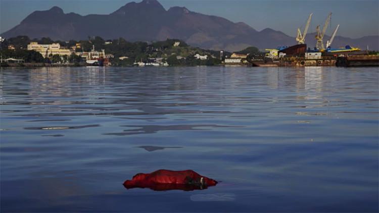 Río 2016: Deportistas extranjeros enferman a causa de la suciedad de las aguas