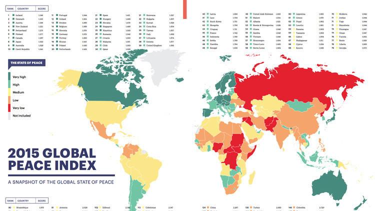 Mapa mundial del terrorismo: ¿Está amenazada América Latina?