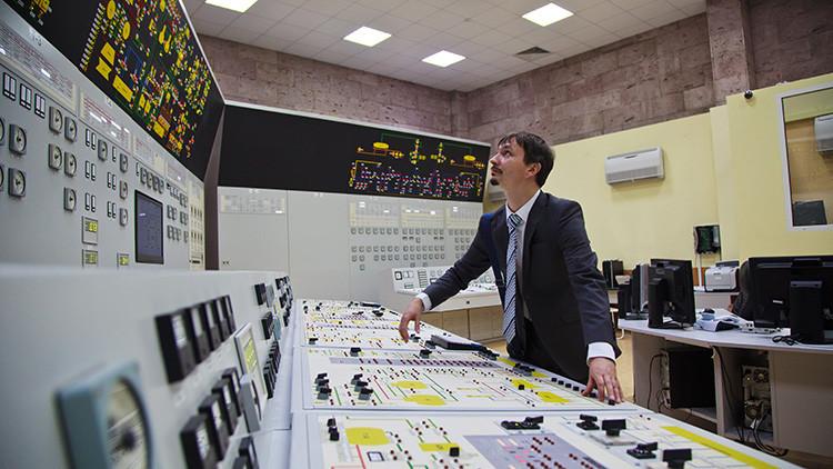 Rusia pone en marcha un reactor nuclear sin igual en el mundo