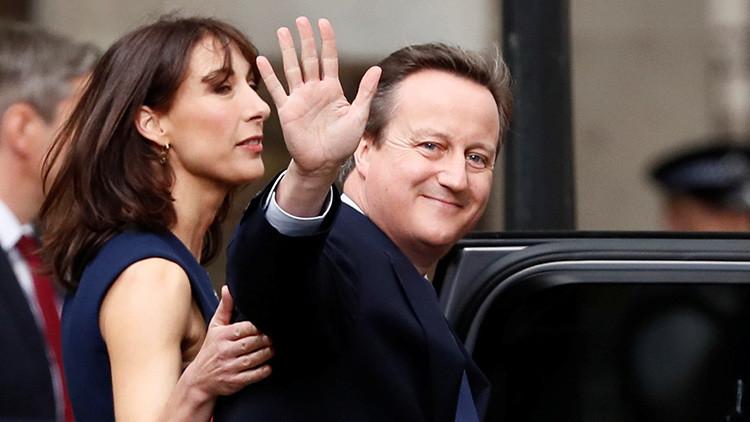 Ofrecen a David Cameron trabajar como sultán pero debe practicarse la circuncisión