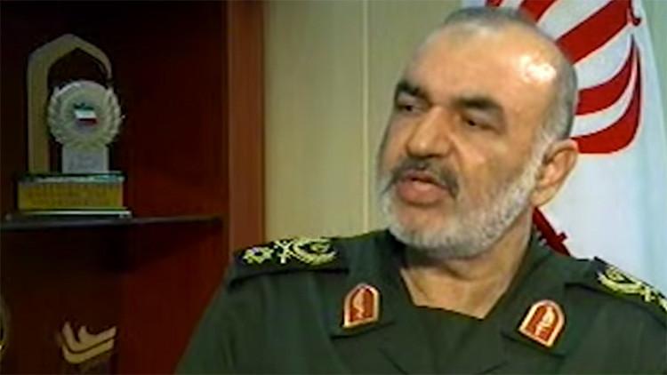 """General iraní: """"Irán es un poder invencible y los enemigos son conscientes de ello"""""""