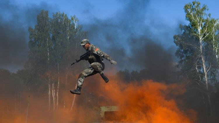 Los Juegos Militares Internacionales compiten en espectacularidad con Río 2016 (fotos)