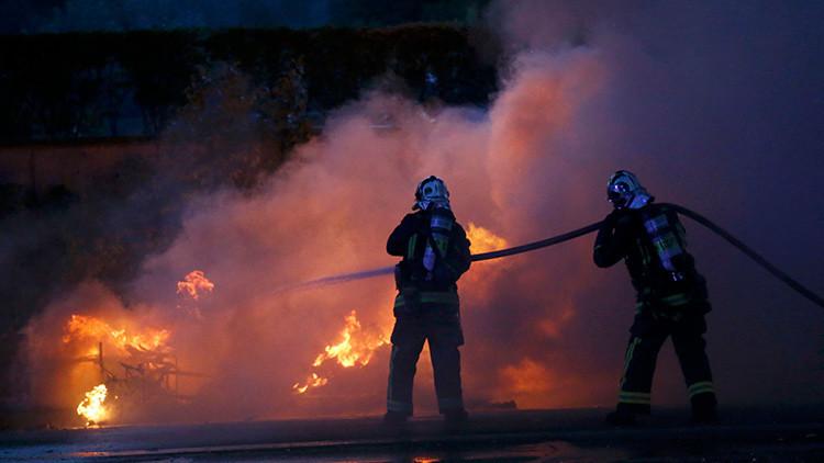 Más de una decena de jóvenes mueren en un devastador incendio en un bar de Francia