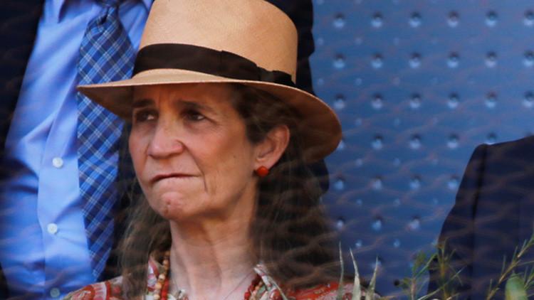La Infanta Elena no cumple la ley en Mallorca y provoca polémica