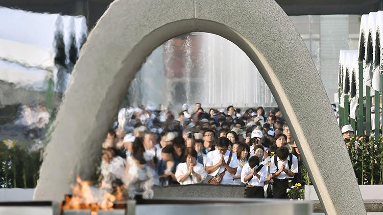 VIDEO: Tiene lugar en Hiroshima la Ceremonia de la Paz