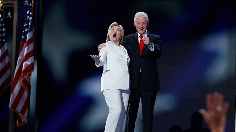 """""""Es probable que Arabia Saudita sea la principal fuente de inversiones para Clinton Foundation"""""""