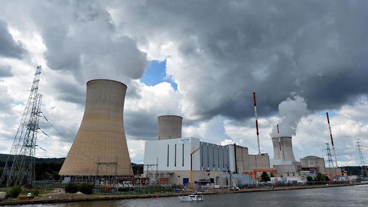 Alemania se prepara para un posible accidente nuclear en Bélgica