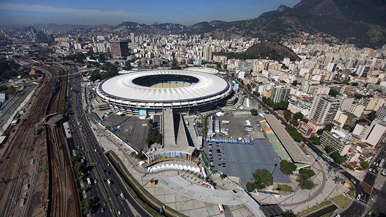 Dos personas mueren disparadas cerca del estadio Maracaná de Río de Janeiro