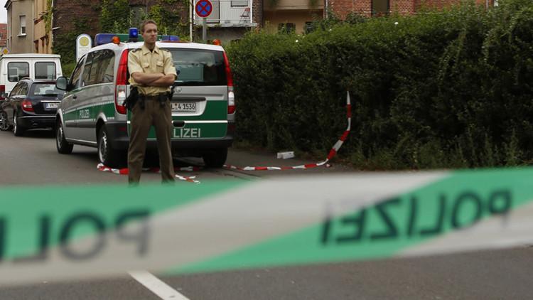 La Policía alemana irrumpe en un restaurante donde se escondía un hombre sospechoso