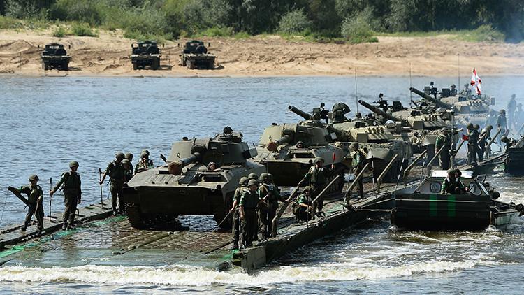 Rusia obtiene la victoria en la prueba acuática de los Juegos Militares Internacionales (VIDEO)