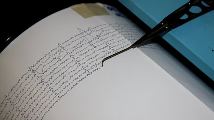Aparece en la Red un video del terremoto en Ucrania, el primero en los últimos 30 años