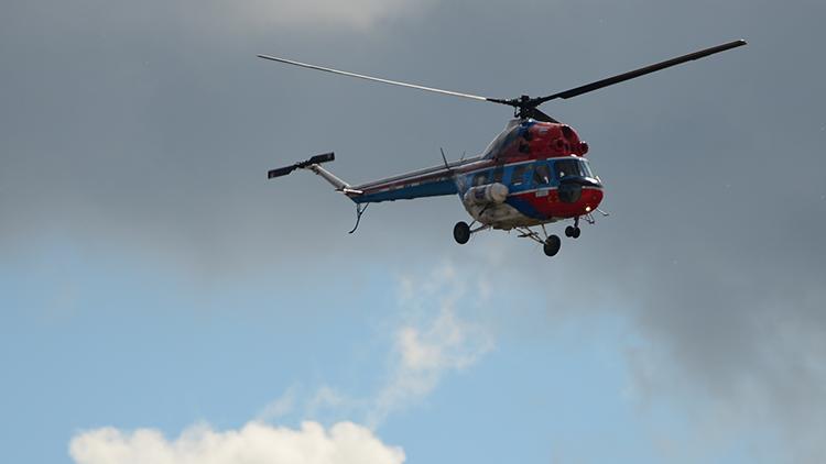 Dos muertos tras estrellarse un helicóptero Mi-2 en el sur de Rusia