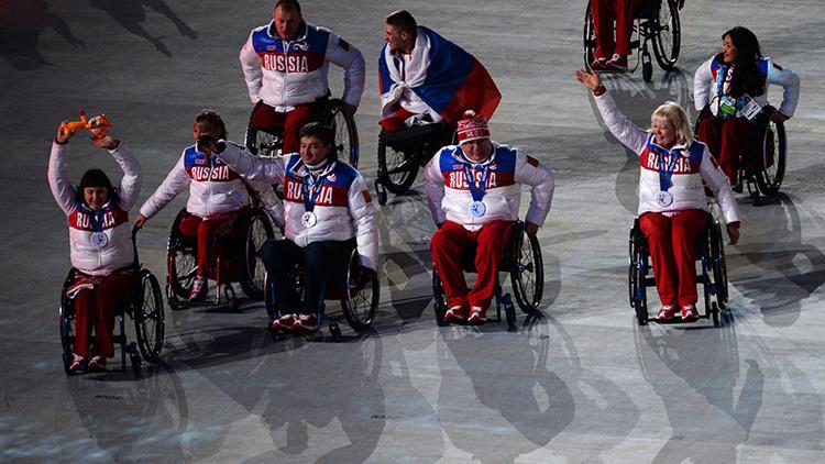 """Moscú: """"La decisión de excluir al equipo paralímpico ruso de Río 2016 es baja e inhumana"""""""