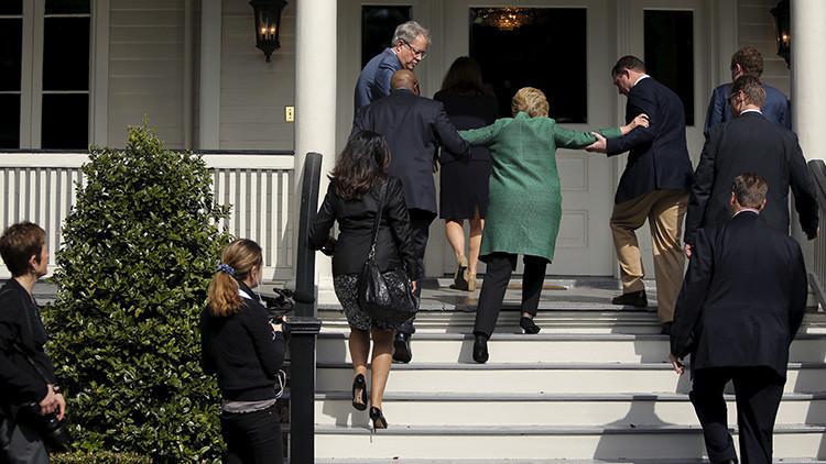 El empresario más odiado de EE.UU. 'diagnostica' la enfermedad de Parkinson a Hillary Clinton