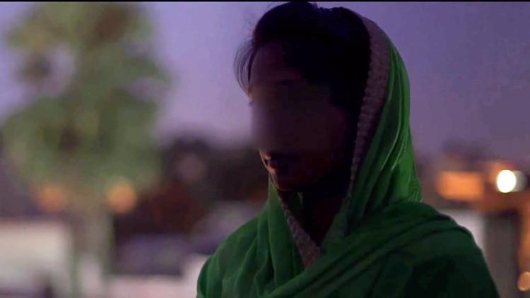 """""""Peor que el infierno"""": Así secuestran y venden a niñas indias para la prostitución"""