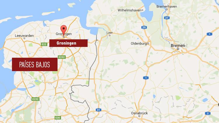 Detienen a un hombre que amenazó con detonar una bomba en un centro comercial en Países Bajos
