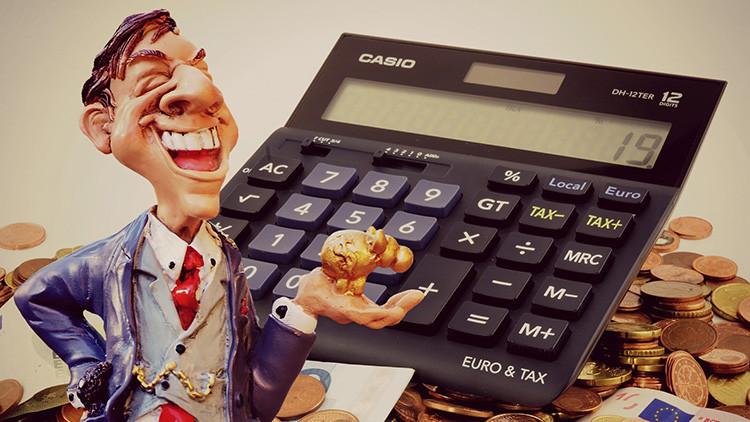Calculan cuánto dinero acumulan las personas más ricas del planeta