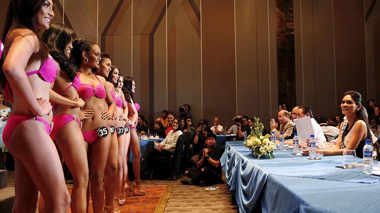 El Estado Islámico amenaza con 'bañar en sangre' el concurso Miss Universo 2016