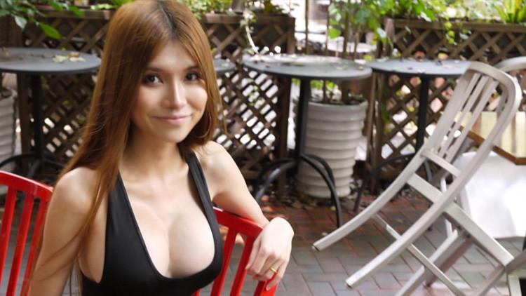 'SexyCyborg' marca tendencia: Ingeniera china crea una minifalda 'hipnótica'