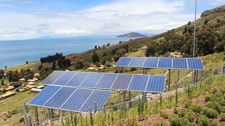 Puerto Rico busca desarrollar la energía solar