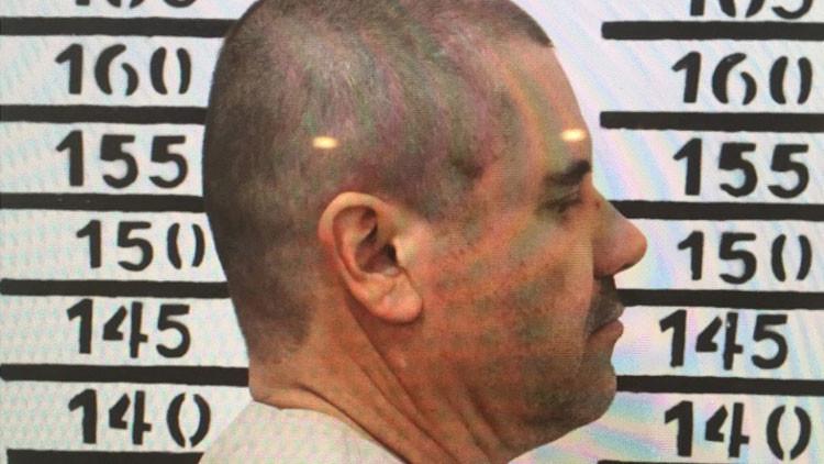 ¿Por qué 'El Chapo' Guzmán se está viendo afectado por la calvicie?