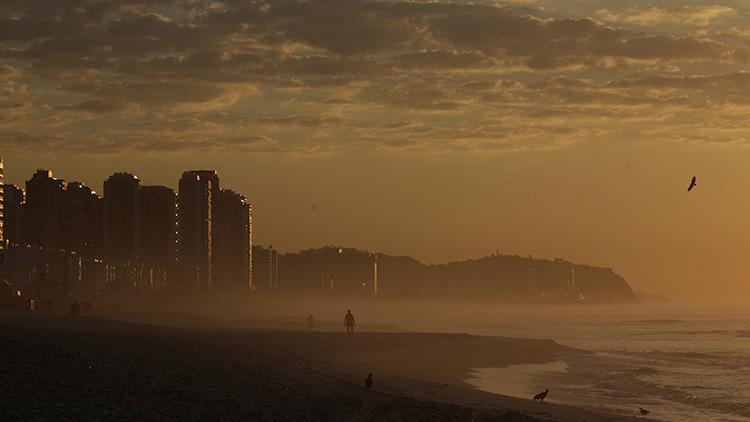 Espíritu olímpico: Un viajero ruso llega a Río de Janeiro tras caminar durante 496 días