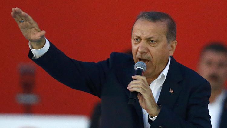 Erdogan se disculpa en ruso en la carta que envió a Putin