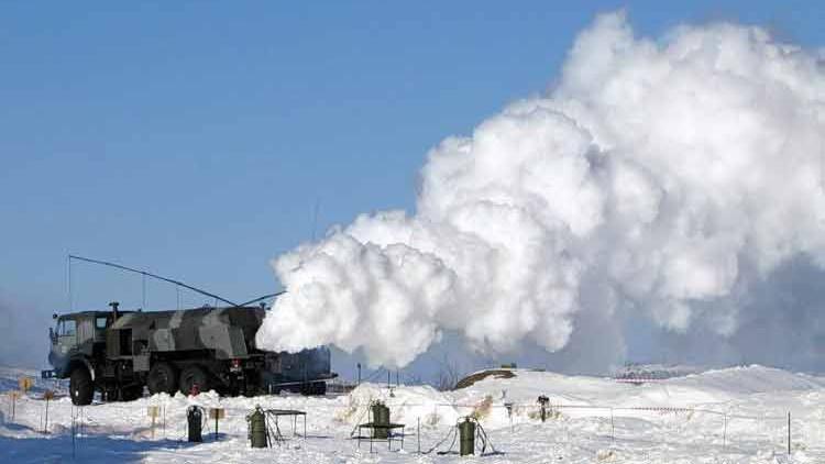 ¿Para qué Rusia cubrirá con humo 'militar' una ciudad durante tres días? (video)