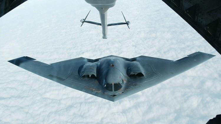 EE.UU. despliega 3 bombarderos B-2 en Guam en medio de las tensiones con Corea del Norte