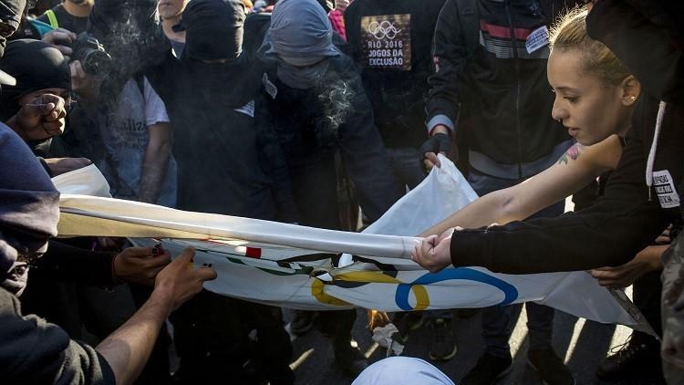 ¿Están prohibidas las manifestaciones políticas en los Juegos Olímpicos?