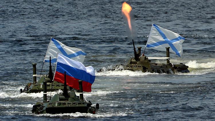 Militares británicos reconocen la superioridad del Ejército ruso