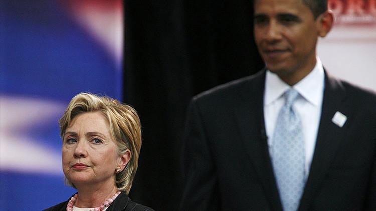 ¿Prueba de su propia medicina? El momento en que Clinton dijo que Obama podía ser asesinado (VIDEO)