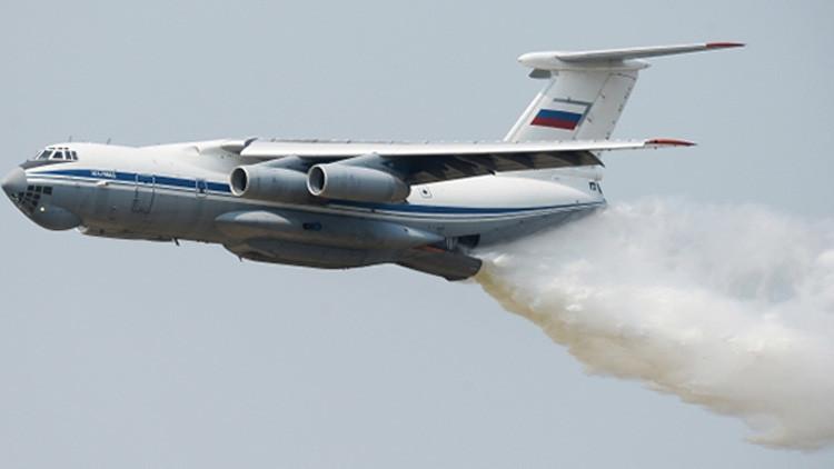 'President' protegerá con rayos láser los aviones militares rusos