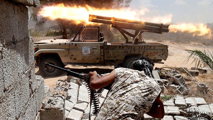 Fuerzas progubernamentales libias anuncian la toma del bastión del Estado Islámico en Sirte